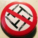 "ANTI-TRUMP #2 pinback button badge 1.25"""