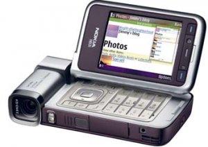 NEW NOKIA N93i SILVER GSM MP3 VIDEO CAMERA EDGE