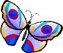 Butterfly #2 Return Address Labels
