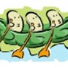 Peas in a Pod Return Address Labels