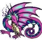 Dragon Return Address Labels