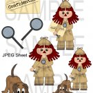 Detective Annie 1-Emailed as JPEG File-Commercial and Personal Use