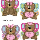 Fairy Bears 2-Emailed as JPEG File-Commercial and Personal Use