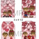 Valentine Couples 1-Hang Tags-Emailed as JPEG File-Commercial and Personal Use
