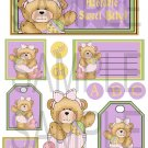 Adorable Sweet Baby - Emailed as JPEG File-Commercial and Personal Use