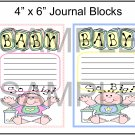 Baby Bibs - Emailed as JPEG File-Commercial and Personal Use