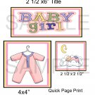 Baby Girl qp - Emailed as JPEG File-Commercial and Personal Use