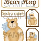 Bear Hugs - Emailed as JPEG File-Commercial and Personal Use