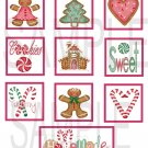Homemade Gingerbread - Emailed as JPEG File-Commercial and Personal Use