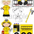Fire Fighters 2 - Emailed as JPEG File-Commercial and Personal Use