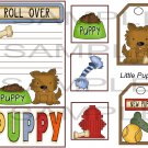Little Puppy - Emailed as JPEG File-Commercial and Personal Use