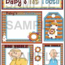 Baby's First Tooth s - Emailed as JPEG File-Commercial and Personal Use