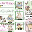 Frilly Babes cs sc - Emailed as JPEG File-Commercial and Personal Use