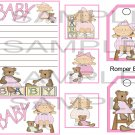 Romper Baby sc  - Emailed as JPEG File-Commercial and Personal Use