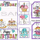 Happy Birthday Girl sc - Emailed as JPEG File-Commercial and Personal Use