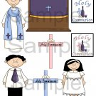 Holy Communion 1a - Emailed as JPEG File-Commercial and Personal Use