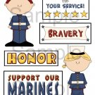 Marines 1 - Emailed as JPEG File-Commercial and Personal Use