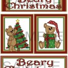 Beary Christmas tb - Emailed as JPEG File-Commercial and Personal Use