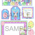 Easter Bunny pg1 s-  Emailed as JPEG File-Commercial and Personal Use