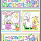 Happy Easter 2 tb -  Emailed as JPEG File-Commercial and Personal Use