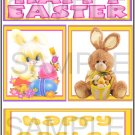 Happy Easter tb -  Emailed as JPEG File-Commercial and Personal Use