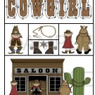Cowgirl  s -  Emailed as JPEG File-Commercial and Personal Use