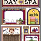 Day Spa s -  Emailed as JPEG File-Commercial and Personal Use