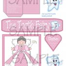 Girl Tooth Fairy s -  Emailed as JPEG File-Commercial and Personal Use