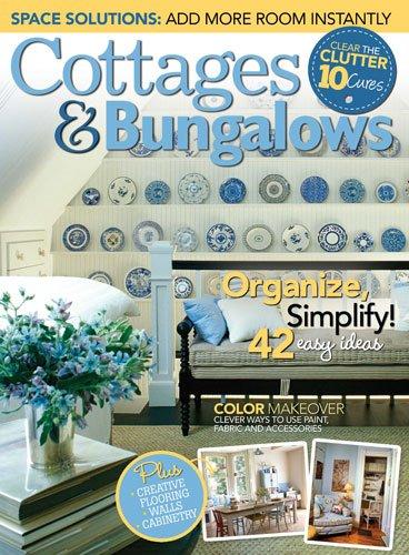Cottages & Bungalows Magazine April 2011 (Back Issue)