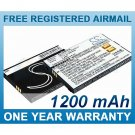 BATTERY FOR AURO COMPACT 6321
