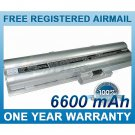 BATTERY FOR SONY LIMITED EDITION 007 VAIO VGN-Z11MN/B VAIO VGN-Z11VN/X VAIO VGN-Z11WN/B