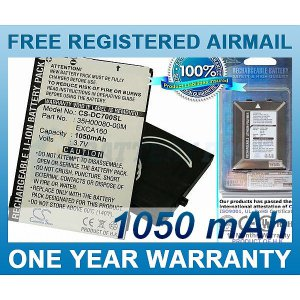 BATTERY FOR T-MOBILE DASH MDA MAIL