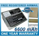 BATTERY DELL 310-5205 310-5206 312-0079 312-0296 451-10117 451-10183 6T473 7T670 8Y849 9T686
