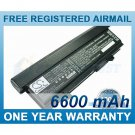 BATTERY FOR DELL LATITUDE E5400 LATITUDE E5500