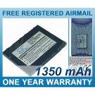 BATTERY FOR TOSHIBA E800 E800 WIFI E805 E808 E800W E830 E830 WIFI