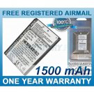 BATTERY FOR SONY ERICSSON XPERIA X1 XPERIA X1A XPERIA X1I XPERIA X1C XPERIA X3 RACHAEL X3 XPERIA X10