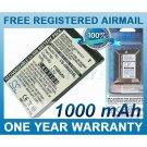 BATTERY FOR RIKALINE GPS-6033 6030