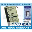BATTERY FOR IRIVER H110 H120 H140 H320 H340