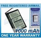 BATTERY FOR GARMIN IQUE 3200 3600 3600A