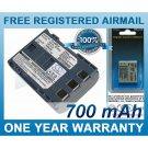 BATTERY FOR CANON BP-2LH ZR800 ZR830 ZR850 REBEL XTI 40MC ELURA 50 60 65 70 ELURA 80 ELURA 85