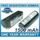 BATTERY FOR OPTICON 3101 OPR 3101