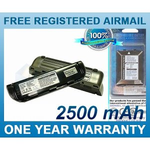 BATTERY FOR IRIVER PMP-100 PMP-120 PPMP-120 20GB MP-140 PMP-140 40GB