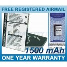 EXTENDED BATTERY I-MATE PM16A 35H-00051-03M 35H00051-00