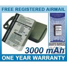 EXTENDED BATTERY SOFTBANK PA16A HERM160 HERM161 HERM300 35H00060-04M