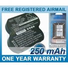 BATTERY FOR COMPAQ SMART ARRAY 5300 CONTROLLER SMART ARRAY 500 SMART ARRAY 1000 SMART ARRAY 4200