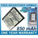 BATTERY FOR SAMSUNG SGH-J600 SGH-J610 SGH-J608 SGH-M600 SGH-M610 SGH-F110 SGH-L600 GT-C3050 SGH-F110