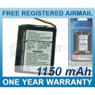 BATTERY FOR TOMTOM ONE XL XL 325