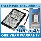 BATTERY TOMTOM 6027A0093901