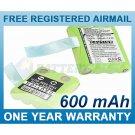 BATTERY FOR COBRA FRS70 FRS80 FRS85 FRS100 FRS104 FRS110 FRS115 FRS220 FRS235 FRS250 FRS300 FRS305