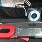 Digital Clamp Ground Resistance Meter Handheld ETCR2000C+ w/RS232 Software Kitbx